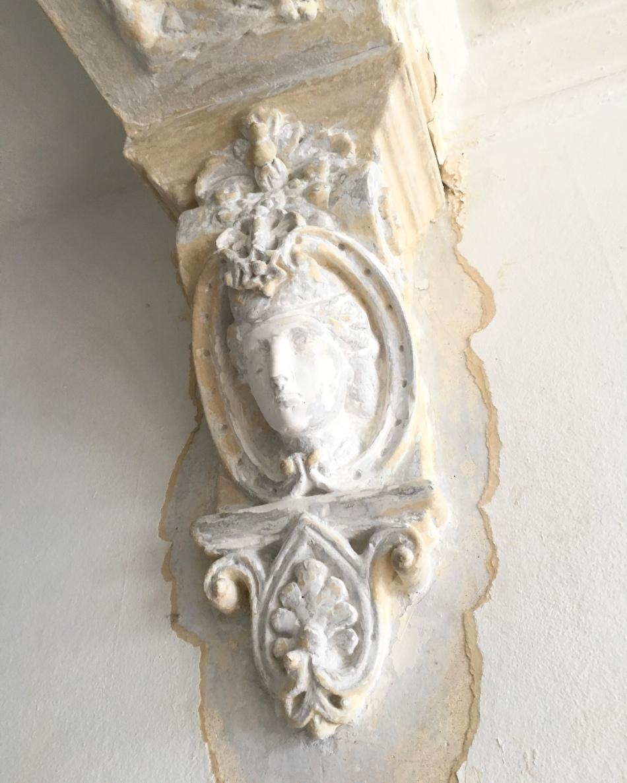 peelaway corbel restoration