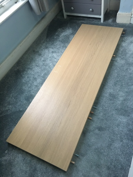 malm headboard