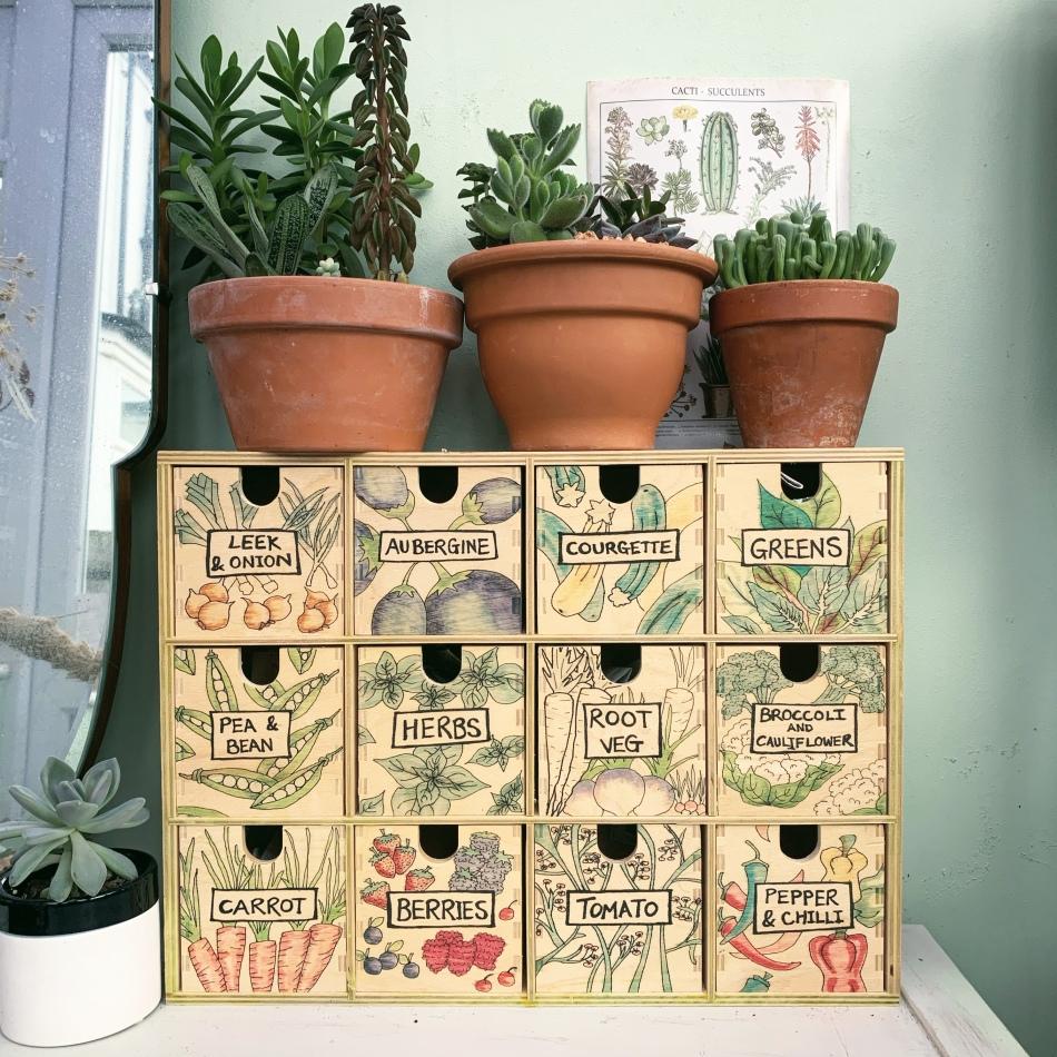 illustrated seedbox